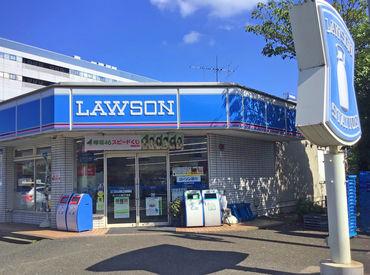 ローソン 八潮三丁目店 (株式会社ジェイアール貨物・不動産開発)の画像・写真