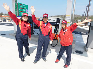 西日本フリート株式会社 275号線江別角山SSの画像・写真