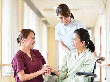 株式会社ユニマットスタッフカンパニー ※勤務地:江田記念病院/JP000410の画像・写真