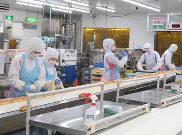 株式会社イケダパン 宮崎アイデリカ工場の画像・写真