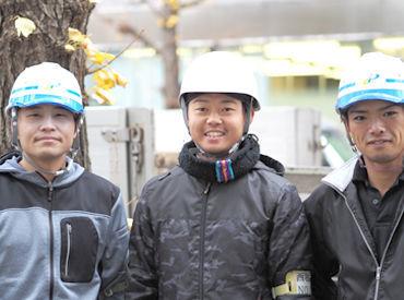 株式会社PLAS 新宿営業所 [勤務地:足立区エリア] の画像・写真