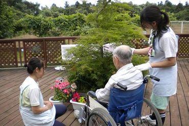 株式会社ユニマットスタッフカンパニー ※勤務地:特別養護老人ホーム有楽苑/JP000783の画像・写真