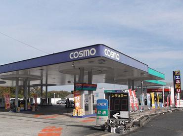 コスモ石油 ニュー早島インター上り店(319)の画像・写真