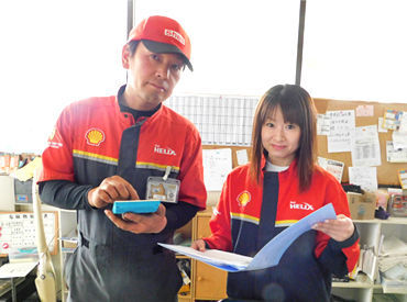 西日本フリート株式会社 12号線岩見沢岡山SSの画像・写真