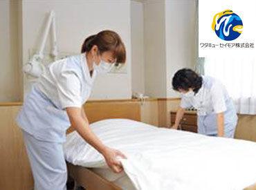 ワタキューセイモア株式会社 南九州営業所≪勤務地:横山病院≫の画像・写真