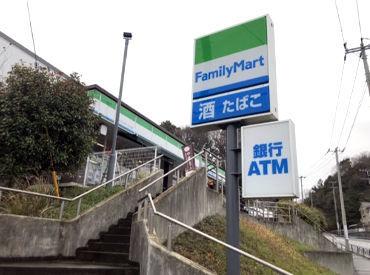 ファミリーマート マイコンシティ入口店の画像・写真