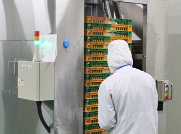 ゆめデリカ 九州八女工場の画像・写真