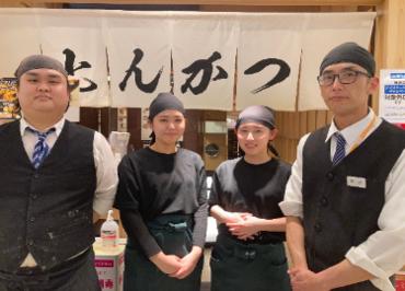 とんかつ かつまさ ゆめタウン広島店の画像・写真