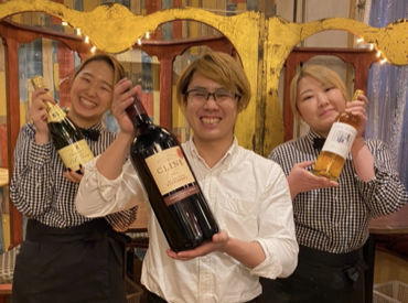 Wine Bar luv wine 天満店の画像・写真