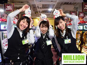 ミリオン1100朝霞店の画像・写真