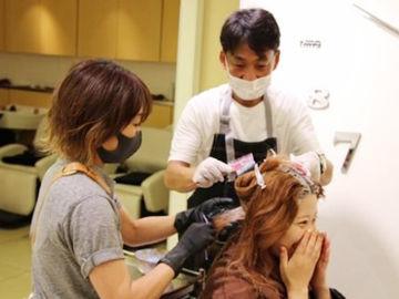 美容室ICH・GO(イチゴ) 青物横丁店の画像・写真