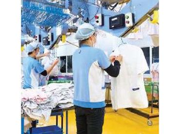 ワタキューセイモア株式会社 ※勤務地:名古屋工場生産部の画像・写真