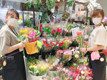 プチマルシェ・フルール なるぱーく店の画像・写真