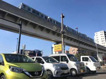 オリックスレンタカー 尾久橋通り舎人店の画像・写真