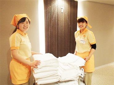 太平ビルサービス株式会社(勤務地:ホテル古湧園)の画像・写真