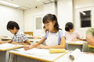 進学教室SAPIX小学部の画像・写真
