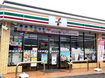 セブンイレブン 静岡桃園町店の画像・写真