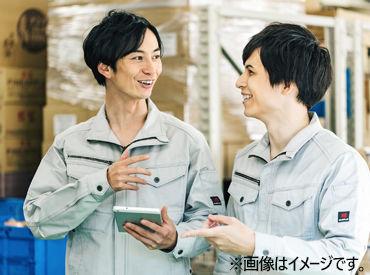 株式会社三友ロジスティクス 福岡物流センターの画像・写真