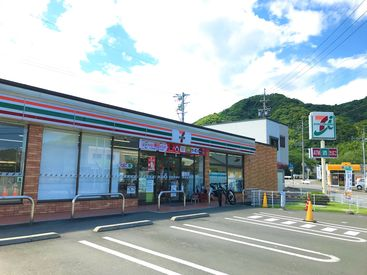 セブンイレブン 焼津坂本店の画像・写真
