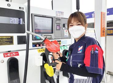 コスモ石油 セルフ&カーケアセンターいなべ笠田の画像・写真