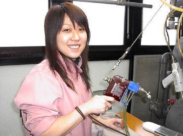 うさちゃんクリーニング 仙台工場の画像・写真