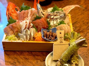 だんまや水産横浜元町店の画像・写真