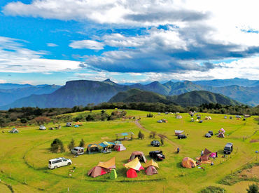 内山牧場キャンプ場の画像・写真