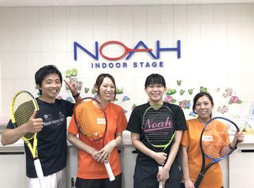 テニススクール・ノア大阪都島校の画像・写真