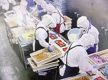 ハリマ給食株式会社 ※勤務地:津山市内高校の画像・写真