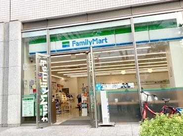 ファミリーマート 晴海センタービル店の画像・写真