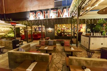 株式会社エル・ディー・アンド・ケイ  Cafe Bohemiaの画像・写真