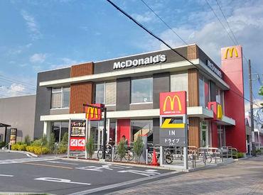 マクドナルドにっさい花みず木店の画像・写真
