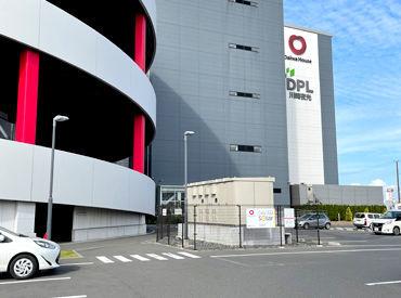キャリテック株式会社 川崎DCの画像・写真