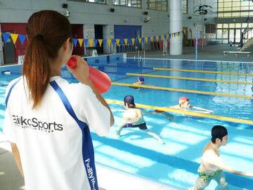 茨木市立五十鈴市民プールの画像・写真