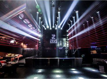 ZEUS NIGHTCLUB(ゼウス ナイトクラブ)※7月 リニューアルオープンの画像・写真
