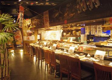 SUSHI-DINING 魚浜 川崎店の画像・写真