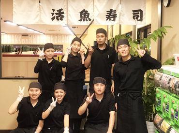 活魚寿司の画像・写真