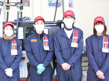 青木石油商事株式会社 おゆみ野SSの画像・写真