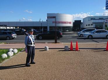 阪奈警備保障株式会社(勤務地:天理市)の画像・写真