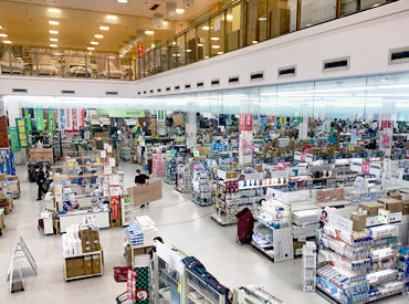 ホームプラザナフコ 米子東店の画像・写真