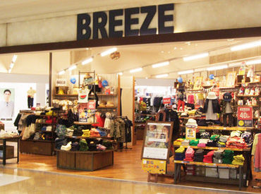 BREEZE(ブリーズ) イオンモール新居浜店の画像・写真