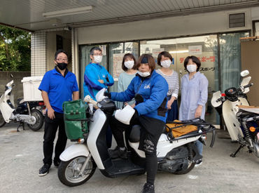 神戸新聞 鈴蘭台専売所の画像・写真
