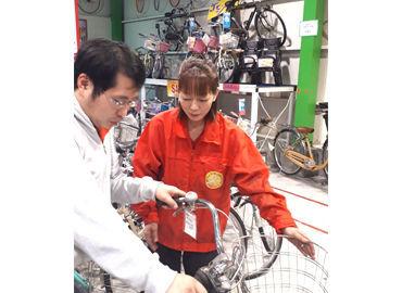 B.B.Bicycle 春日部緑町店の画像・写真