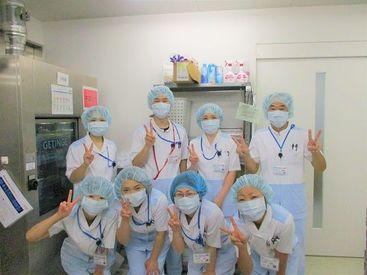 ワタキューセイモア関東支店 業務課89667[勤務地:三愛記念病院] の画像・写真