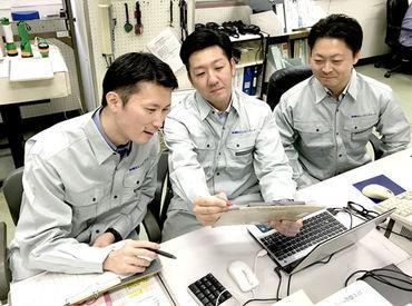 株式会社朝日エンジニアリング 勤務地:千葉県柏市藤ヶ谷の画像・写真