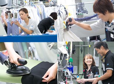ノムラクリーニング 吹田第二事業所の画像・写真