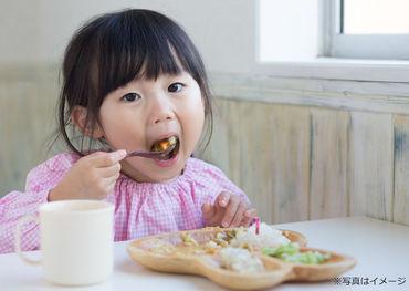 日本給食株式会社 勤務地:まるやま保育園の画像・写真