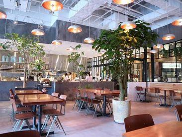 モンスーンカフェ  さいたま新都心店の画像・写真