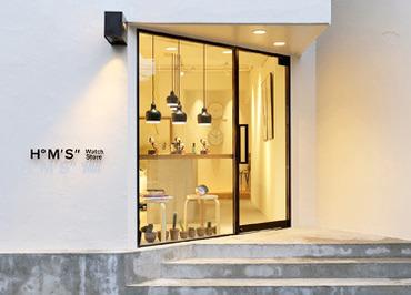 "HºM'S"" WatchStore タカシマヤゲートタワーモール店の画像・写真"