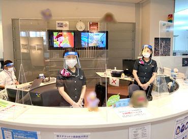 アクティオ株式会社 ※勤務地:彩の国ビジュアルプラザ・NHKアーカイブス「公開ライブラリー」の画像・写真
